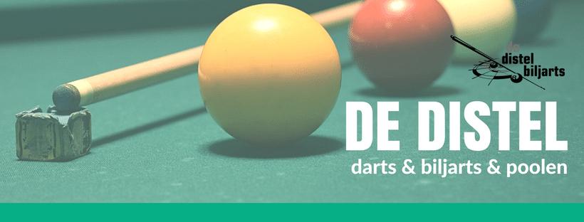 Pro Female Billiards, De Distel Biljarts