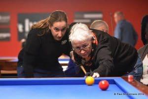 Daisy Werdekker - Pro Female Billiards - Biljartclinic - Paul Brekelmans